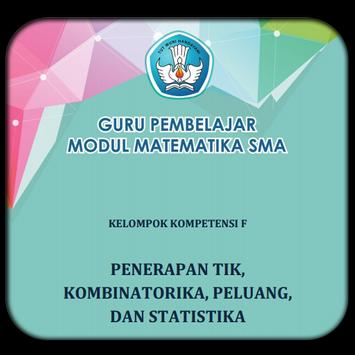 Modul GP Matematika SMA KK-F poster