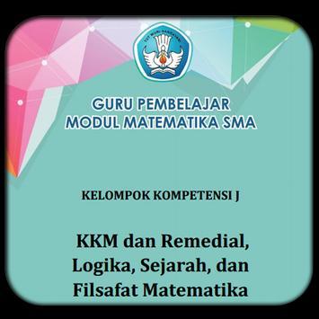 Modul GP Matematika SMA KK-J poster