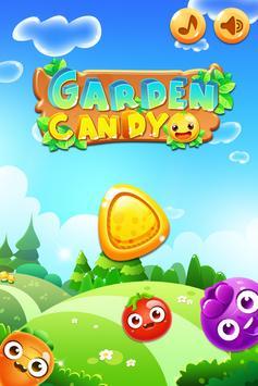 Candy Garden Sugar Fruit Farm poster