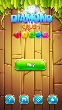 Diamond Jewel Crush Gems Mania apk screenshot