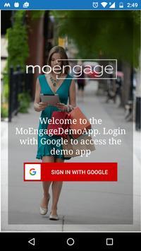 MoEngage DemoApp poster