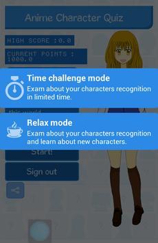 Anime Quiz apk screenshot
