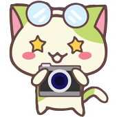 Kitty Garden Camera icon