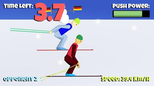 Epic Ski Sprints poster