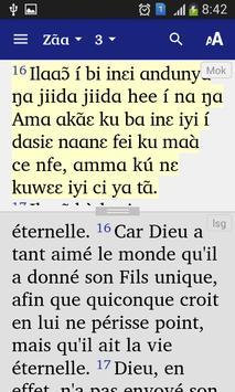 Mokole Nouveau Testament apk screenshot