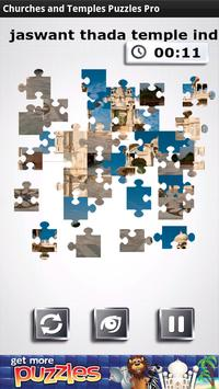 Churches & Temples Puzzles poster