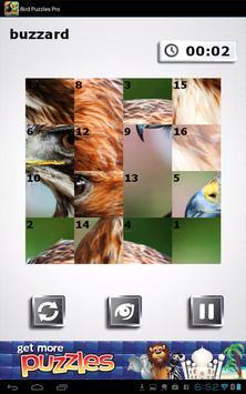 Bird Puzzles - Amazing Birds apk screenshot