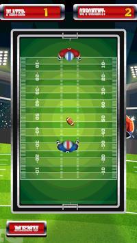 Football Touchdown poster
