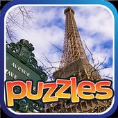 Paris & France Puzzles icon