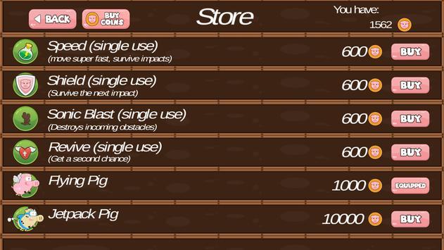 When Pigs Can Fly apk screenshot