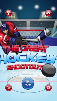 The Great Hockey Shootout poster