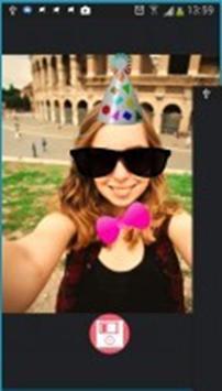 Funny Selfie Camera screenshot 2