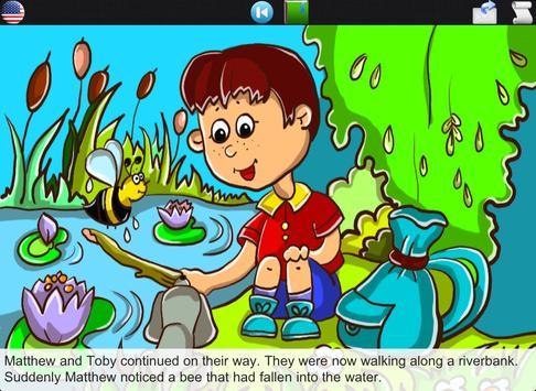Matt's gentians (Moka stories) screenshot 7