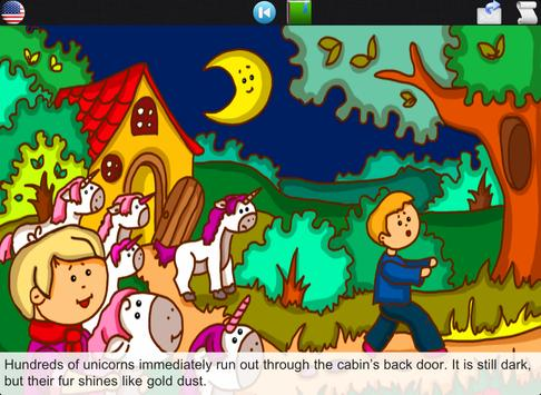 Matthew and the unicorn (Moka) apk screenshot