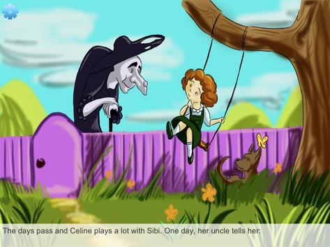 The witches' wood (Moka story) apk screenshot