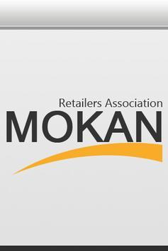 Mokan Retailers Association poster