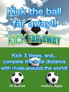 Kick Far Away!! screenshot 5
