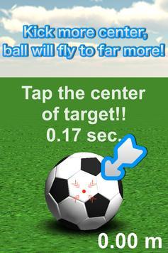 Kick Far Away!! screenshot 1