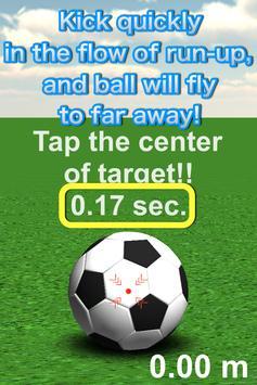 Kick Far Away!! screenshot 2