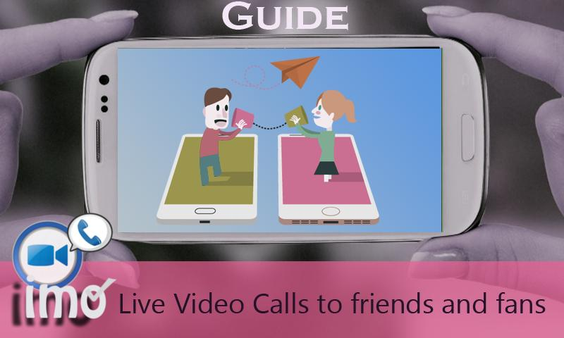 Use calls imo - Friend Finder Guide for Android - APK Download