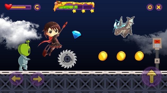 RWBY GAME Run Adventure screenshot 1