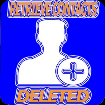 Retrieving deleted numbers and names apk screenshot
