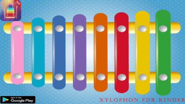 Xylophone For - Kids Piano poster