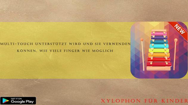 Xylophone For - Kids Piano screenshot 1