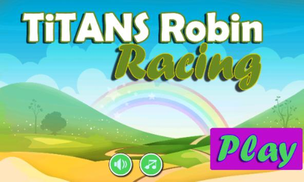 Titans Robin Racing FREE screenshot 8
