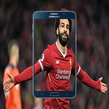 Mohamed Salah Live Wallpapers HD screenshot 2