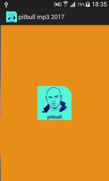 pitbull mp3 2017 poster