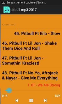 pitbull mp3 2017 screenshot 6