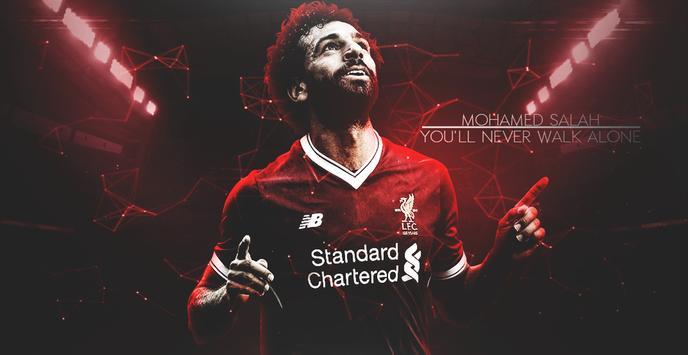Mohamed Salah Wallpapers screenshot 1