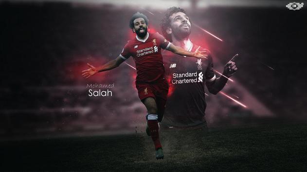 Mohamed Salah Wallpapers screenshot 2