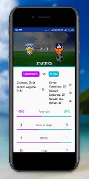 Chennaiyin FC (LiveTv,Fixtures,Standings) screenshot 6