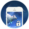 Awesome Wolf Screen Lock icon