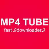 MP4 TUBE ♫DOWNLOADER♫ icon