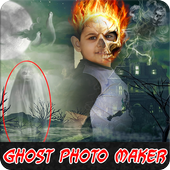 Ghost Photo Maker – Zombie icon