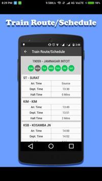 Indian Railway Enquiry - IRCTC Information 2018 screenshot 2