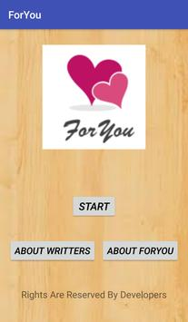 ForYou poster