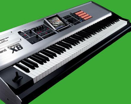 Electronic Organ poster