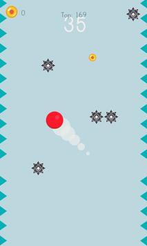red ball spikes screenshot 1