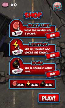 Pukulan keras Zombie screenshot 12