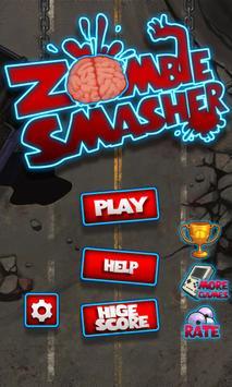 Pukulan keras Zombie screenshot 2