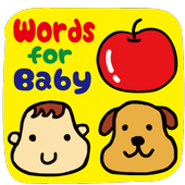 Mois! for baby to learn words icon
