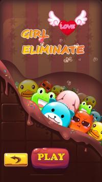 Girl Love Eliminate poster