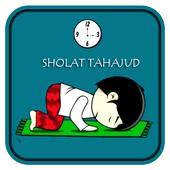 Tata Cara Sholat Tahajud icon