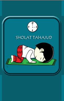 Tata Cara Sholat Tahajud poster