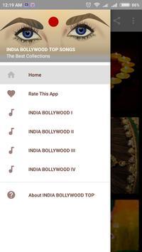 Top HIts Bollywood Songs apk screenshot