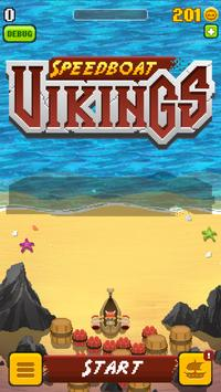 Speedboat Vikings (Unreleased) poster